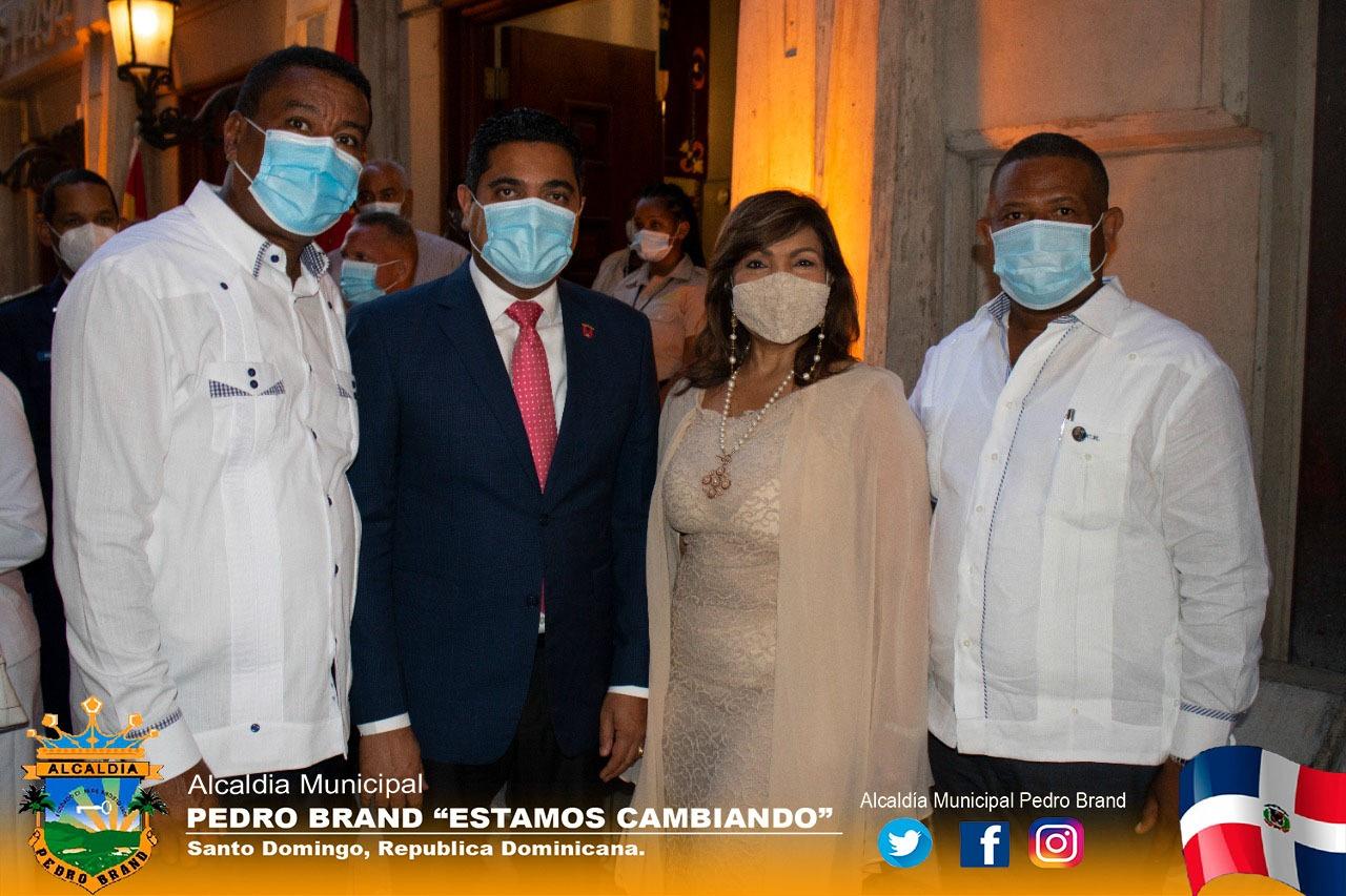 CELEBRACIÓN DEL XX ANIVERSARIO DE LA PROVINCIA SANTO DOMINGO.